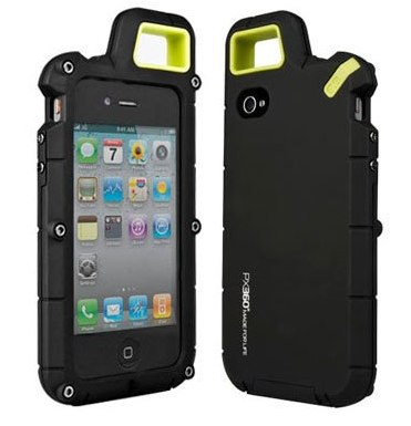 Amazon.co.jp: 日本初上陸、耐衝撃ケース! 【PureGear】 PX360 Extreme Protection System for iPhone 4_4S ピュアギア iPhone4 iPhone4S ケース_ 家電・カメラ