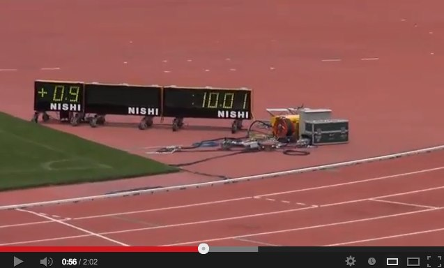 47th M.ODA MEN100M Yoshihide Kiryu 10.01(+0.9) 2013_4_29 - YouTube-3