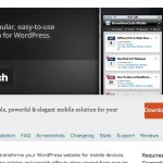 WordPress › WPtouch « WordPress Plugins